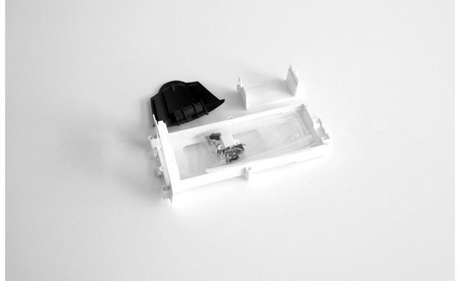 Batterie-Rahmen und Tür Set (Nur für Autorisierten Service)