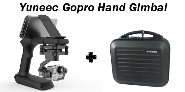 Yuneec Hand Gimbal f�r Gopro