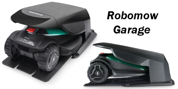 Robomow Garage Robohome